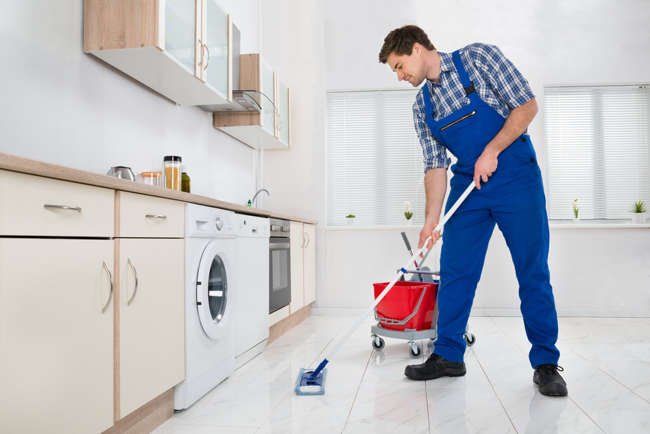 5 Benefits Of Environmental Friendly Cleaning Products