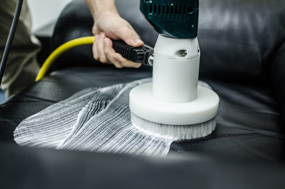 De Hygienique Is Among The Few Professional Leather Upholstery Cleaning Treatment Provider In Singapore That Cleans Using Specially