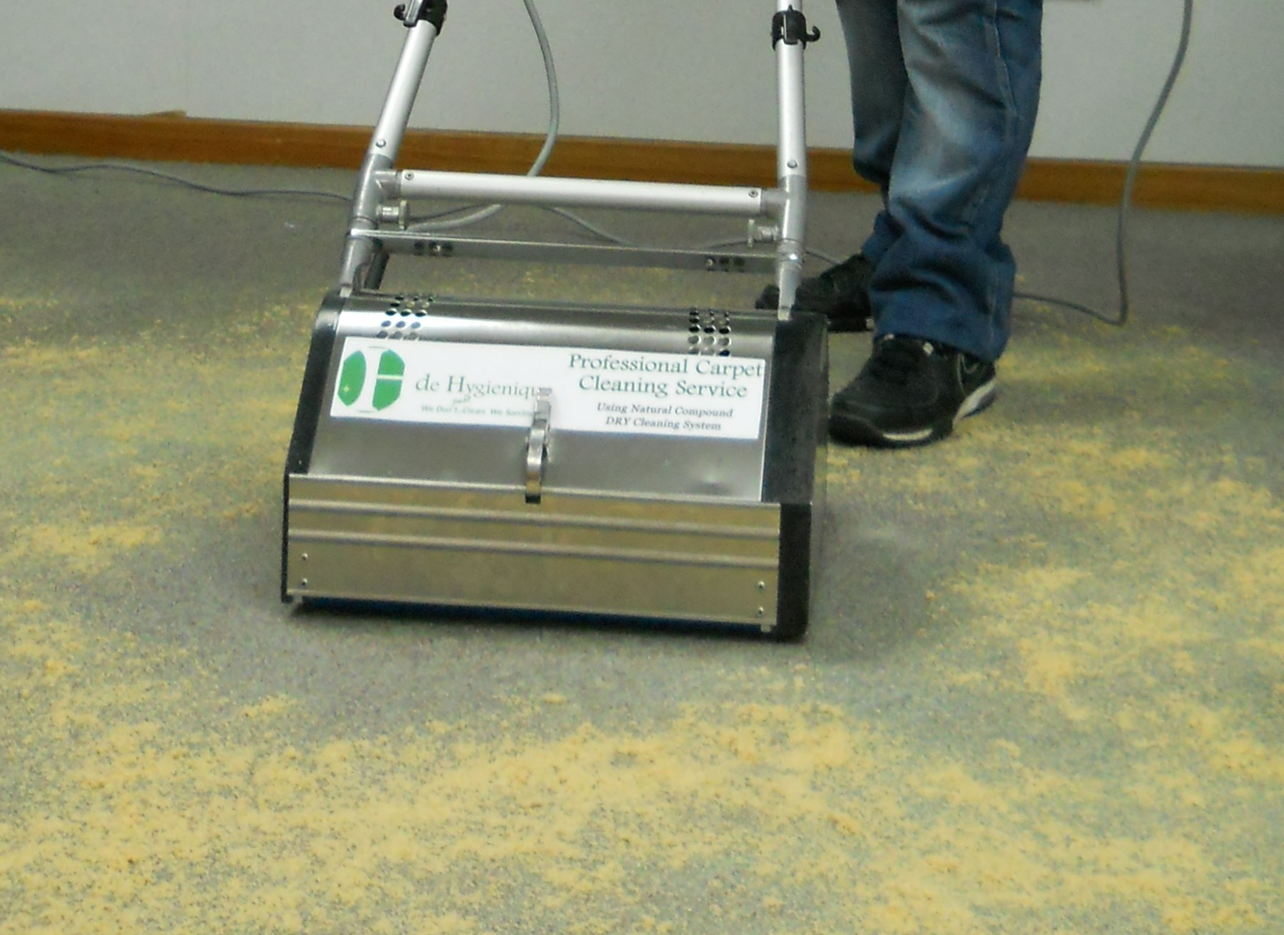 Office Carpet Cleaning Services in Singapore