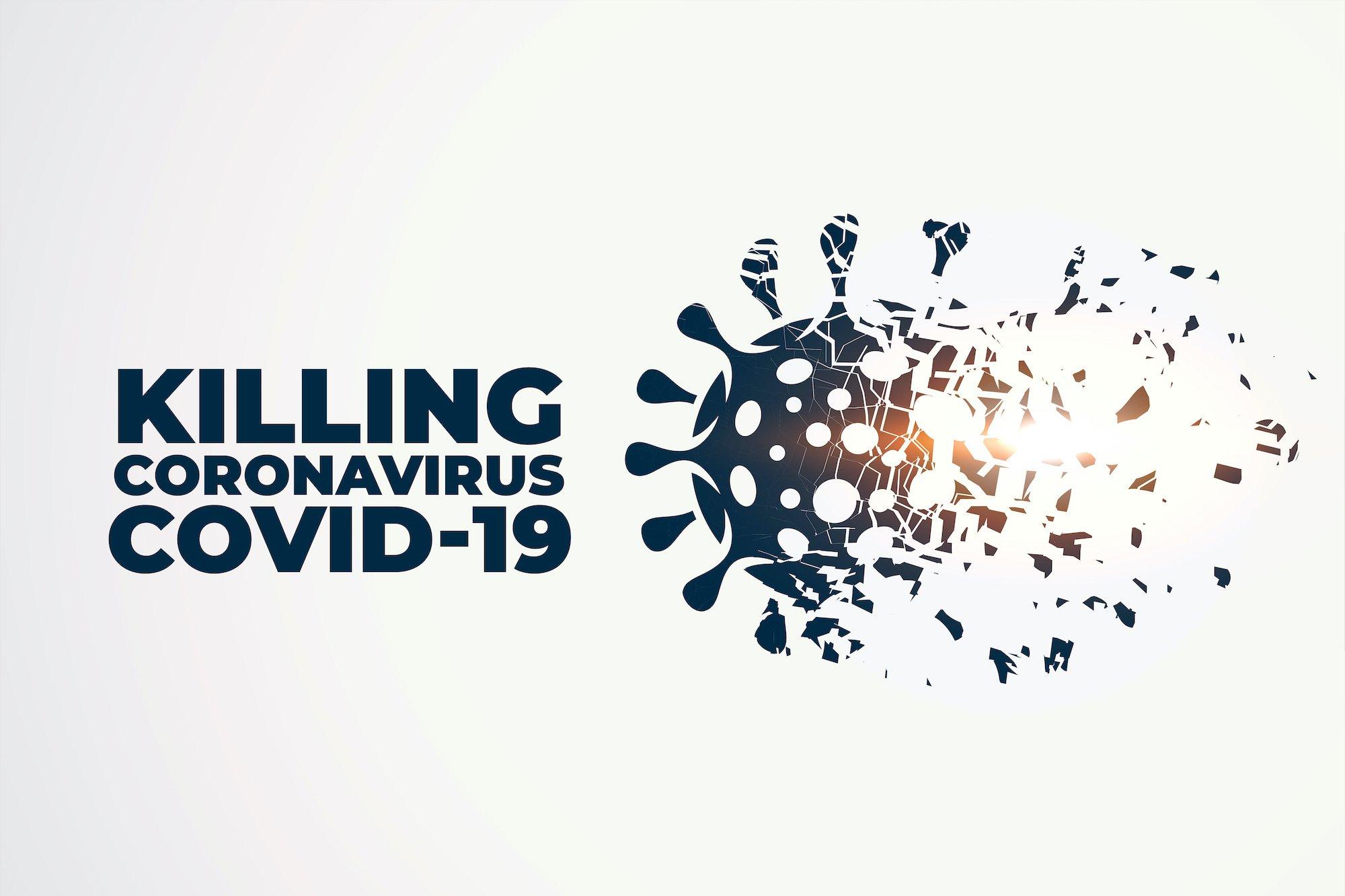 killing coronavirus covid-19