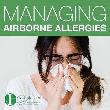 MANAGING AIRBORNE ALLERGIES