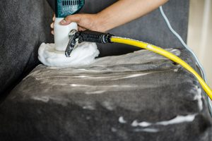 Fabric & Leather Sofa Cleaning Service Singapore
